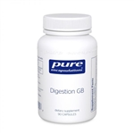 Digestion GB (Contains 225 mg Oxbile Extract) - Pure Encapsulations 90 caps (0.20 lbs)