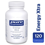 Energy Xtra - Pure Encapsulations 120 vcaps (0.30 lbs)