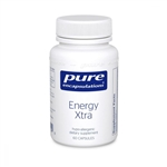 Energy Xtra - Pure Encapsulations 60 vcaps (0.20 lbs)