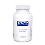 L-Carnitine Fumarate - Pure Encapsulations 120 caps (0.12 lbs)