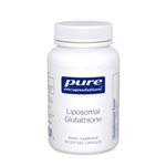 Liposomal Glutathione - Pure Encapsulations 60 softgels (0.30 lbs)
