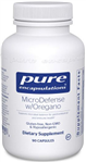 MicroDefense with Oregano - Pure Encapsulations 90 vcaps (0.25 lbs)
