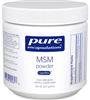 MSM Powder - Pure Encapsulations 227 g (0.66 lbs)
