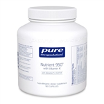 Multi Nutrient 950 with Vitamin K - Pure Encapsulations 180 caps (0.50 lbs)