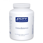 OsteoBalance - Pure Encapsulations 210 caps (0.50 lbs)
