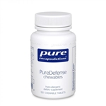 PureDefense Chewables - Pure Encapsulations 120 chewable tabs (0.33 lbs)