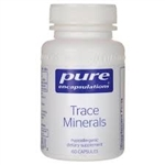 Multi Trace Minerals - Pure Encapsulations 60 vcaps (0.09 lbs)