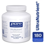 UltraNutrient - Pure Encapsulations 180 caps (0.53 lbs)