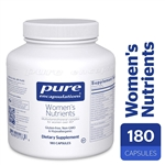 Women's Nutrients - Pure Encapsulations 180 caps (0.44 lbs)
