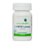 L-5-MTHF Lozenge - Seeking Health 60 Lozenges (0.08 lbs)