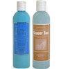 Protect & Restore Body Lotion (8 oz) + Copper Sun Tanning Lotion (8 oz) - Skin Biology 16 oz (1.19 lbs)