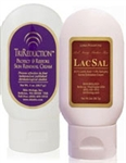 TriReduction Cream (2 oz) + LacSal Cream (2 oz) - Skin Biology 4 oz (0.39 lbs)