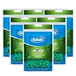 Floss Picks (Glide Complete with Scope Mint Flavor) - Oral-B 75 Count