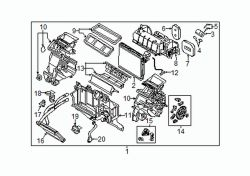 Mazda CX-3  Sensor | Mazda OEM Part Number D09W-61-J22