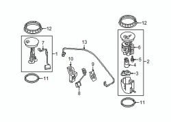 Mazda CX-3 Right Gasket | Mazda OEM Part Number DA8A-42-166