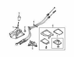 ITEM 3 - Mazda3 Shift knob
