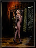Crotchless Bodystocking * 0015