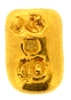 J. A. REY & Co 10 Grams Cast 24 Carat Gold Bullion Bar 999.9 Pure Gold