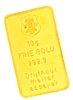 Drijfhout Amsterdam 10 Grams 24 Carat Gold Bullion Bar 999.9 Pure Gold