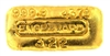 Engelhard 100 Grams (3.212 Oz.) Cast 24 Carat Gold Bullion Bar 999.9 Pure Gold