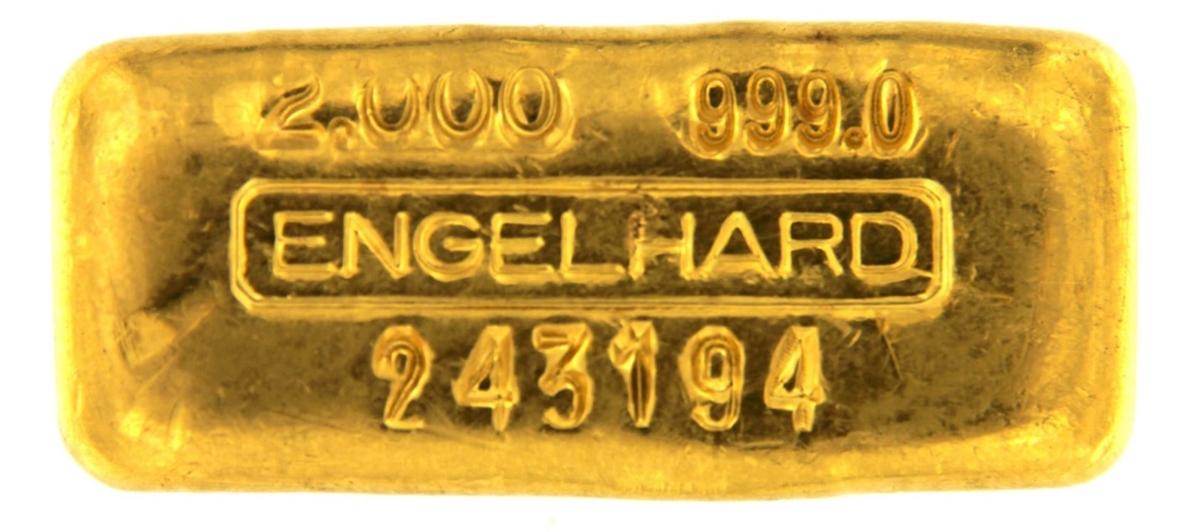 24 Carat Gold Bullion Bar 999 0 Pure