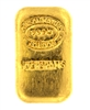 Johnson Matthey 100 Grams Cast 24 Carat Gold Bullion Bar 999.0 Pure Gold