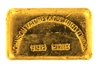 Johnson Matthey 5 Ounces Cast 24 Carat Gold Bullion Bar 996 Pure Gold