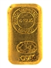 Johnson Matthey & Co. Ltd 10 Tolas (116.6 Gr.) Cast 24 Carat Gold Bullion Bar 999.9 Pure Gold