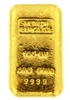 Metalor Iberica S.A 100 Grams Cast 24 Carat Gold Bullion Bar 999.9 Pure Gold