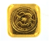The Perth Mint 2.5 Ounces Cast 24 Carat Gold Bullion Bar 996.0 Pure Gold