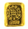 Wing Shing Loong, Hong Kong 1 Tael (37.42 Gr.) Cast 24 Carat Gold Bullion Bar (1.203 Oz.) 990 Pure Gold