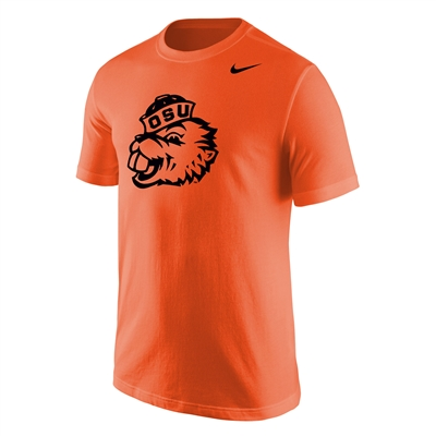 Oregon State Beavers Nike Retro Benny Tee Orange