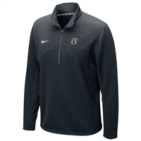 Oregon Ducks Nike Half-Zip Training Top Black