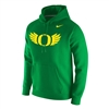 Oregon Ducks Nike Club Hood Wings Logo Apple