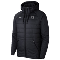 Oregon Ducks Nike Full-Zip Hooded Jacket Black