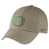 Oregon Ducks Nike Dri-FIT H86 Logo Hat Khaki