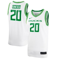 Oregon Ducks Sabrina Ionescu Nike Basketball Jersey Green