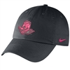 Oregon Ducks Nike Women's H86 Logo Hat Anthracite/Pink