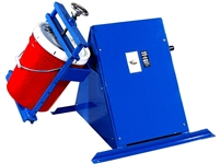 1 TO 5-GALLON CAN TUMBLER, 1 CAN, 1-PHASE 230V MOTOR, MOTOR CONTROLS NOT INCLUDED, 100 Lb. CAPACITY (OSHA REQUIRES ENCLOSURE)