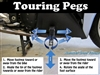 Adjustable Touring Pegs V2