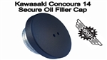 Secure Oil Filler Cap