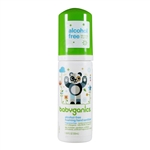 Alcohol-Free Foaming Hand Sanitizer Fragrance Free - 1.69 oz. (Babyganics)