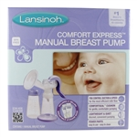 Manual Breast Pump - (Lansinoh)