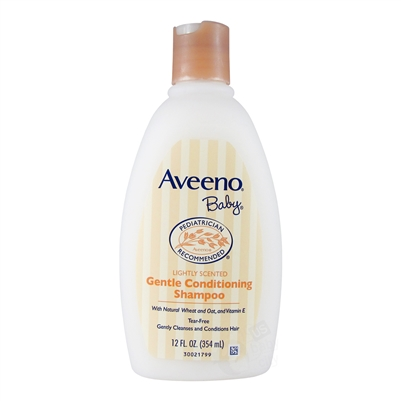 Baby Gentle Conditioning Shampoo - 12 oz. (Aveeno)
