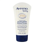 Baby Soothing Relief Moisturizing Cream - 5 oz. (Aveeno)