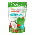 Coconut Creamies Apple, Spinach, Pea & Kiwi 8 Pack - 1 oz. (Happy Baby)