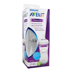 Avent Natural Glass Baby Bottle - 8 oz. (Philips Avent)