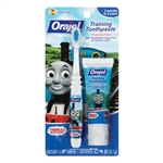 Thomas & Friends Fluoride-Free Training Toothpaste Combo Pack - 1 oz. (Orajel)
