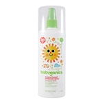 Mineral-Based Sunscreen Spray 50+SPF - 6 oz. (Babyganics)