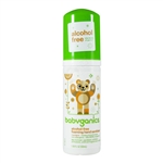 Alcohol-Free Foaming Hand Sanitizer Mandarin - 1.69 oz. (Babyganics)